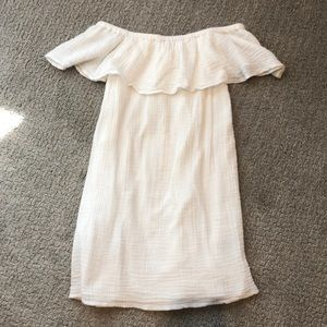 Off - The - Shoulder Aerie Dress